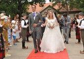 WEDDING OF PRINCE DJORDJE AND PRINCESS FALLON KARADJORDJEVIC