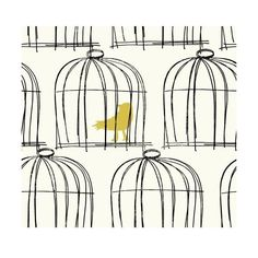 York Wallcoverings BL0428 Black and White Book Birdcage Wallpaper ($71) ❤ liked on Polyvore featuring home, home decor, wallpaper, wall coverings, retro home decor, birdcage wallpaper, bird wallpaper, bird pattern wallpaper and black and white wallpaper