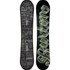 Burton Deja Vu Flying V Snowboard - Women\\\'s -- yes please, size 138