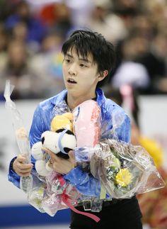 Yuzuru Hanyu Photos: ISU Grand Prix of Figure Skating Final