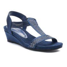 207e7224864 Vionic Port Cali - Women s Demi- Wedge Sandal Black - 10 Medium in 2019