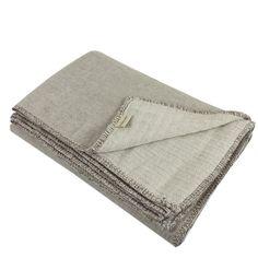 Classic Beige Blanket 150 x 220 cm - my little wish  - 1