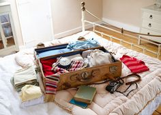 Advice: How To Pack Light