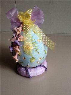 Uovo  di Stoffa  Salvato  da Maria D'Eugenio
