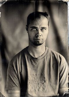 :: Quinn Jacobson, Portraits from Madison avenue (Wet Plate Collodion Process) ::
