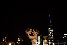 Tribeca Rooftop Wedding in New York City NY
