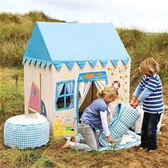 Win Green Small Beach House