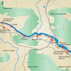 Rheinuferwanderung mit Urwald-Assoziationen | St.Galler Tagblatt Werner Herzog Film, Fallen Soldiers, Old Town, Switzerland
