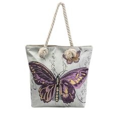 $59.99 - Spring Collection Butterfly Printed Canvas Bag Purple  SHOP NOW  http://ift.tt/2ixp8fi  All Things Beauty & More for Less  #JAGBeautySupply #Beauty #SHOP #BeautySupply #BeautySupplies #BeautyProducts #OnlineStore #OnlineBeautySupplyStore #BeautySupplyStore #OnlineShopping #OnlineShipping #FreeShipping #OnlineSales #OnlineOrders #PriorityMail #PriorityShipping #Love #Beautiful #Instagood #Photooftheday #Anacostia #FoggyBottom #Northeast #Southeast #Shaw #Followme #Follow #Fashion…