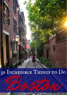You could never be bored in Boston: here's our complete guide of things to do in Boston, put together after 2.5 months of living in the city!