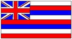 State of Hawaii Flag 2 X 3 ft. Junior