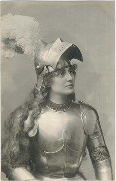 Warrior . Jeanne d'arc