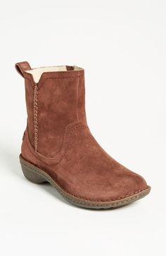 UGG® Australia 'Neevah' Bootie (Women) available at #Nordstrom gray size 7