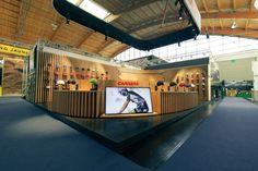 Carrera Booth by Soolid at Eurobike Fair, Friedrichshafen - Germany