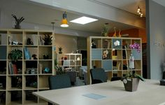 Coworking Space - Carney+Co, Greensburg, USA