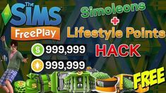 Sims Freeplay Hack Get Free Unlimited Simoleons & Lifestyle Points To Your Account! Sims Free Play, Play Sims, The Sims, Sims 4, Glitch, Sims Freeplay Cheats, Point Hacks, Play Hacks, App Hack