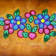 Tlicho Online Store Beadwork by Jane Weyallon, Behchoko, NT.