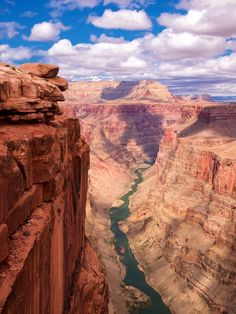 Toroweap Overlook - Grand Canyon National Park - Arizona, USA