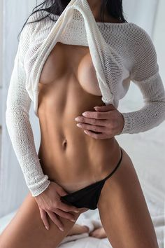 Sexy Sweater, Lingerie ...