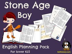FREE to new Tes accounts with code OUTSTANDINGOCT at checkout! Other users can use code WORLDTEACHER for 50% off!<br /> <br /> Updated for 2017! Very popular Stone Age Boy planning downloaded by hundreds of teachers.<br /> <br /> Please follow download in...
