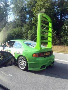 Disney Pixar CARS – Wingo is REAL!
