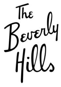 The Beverly Hills Hotel love this font