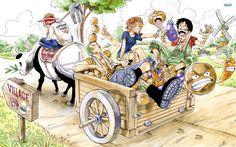 One Piece wallpaper 2560x1600 jpg