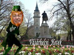 VÁSÁRHELYI  HETEK by Gyula Dio  via slideshare