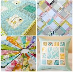 funny and colourful patchwork ideas