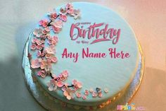 Write name on Happy Eid Greetings Cake images with best online generator with name editing options. Happy Birthday Cakes For Women, Birthday Cake For Women Simple, Heart Birthday Cake, Birthday Cake With Flowers, Women Birthday, Cake Flowers, Flower Cakes, Beautiful Birthday Cake Images, Simple Cake Designs