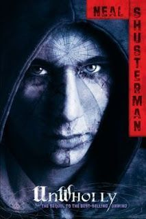 Unwholly (Unwind Book #2) by Neal Shusterman