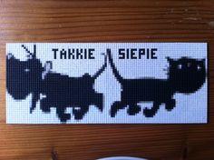 Pixel hobby Takkie en Siepie!