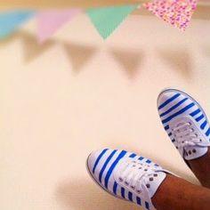MCP Les Créa de Marie: DIY : Customiser ses chaussures