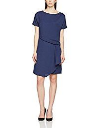 Great Plains Women's Olivia Crepe Draped Frnt Dress