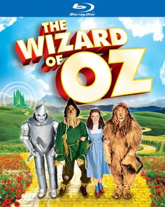 The Wizard of Oz Blu-ray: 75th Anniversary Edition