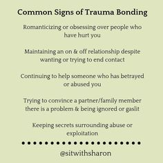 Stop the toxic, trauma bonding patterns Mental And Emotional Health, Emotional Abuse, Mental Health Awareness, Emotional Awareness, Abusive Relationship, Toxic Relationships, Healthy Relationships, Inner Child Healing, Trauma Therapy