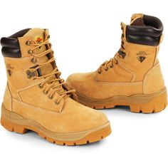 Work Men Boots - Yu Boots