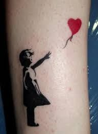 Banksy Tattoo 49 Banksy Tattoo Banksy Tattoo Tattoos