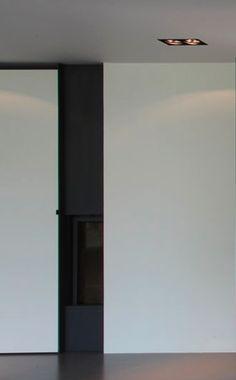 Clean and pure interior design by Egide Meertens Architecten _