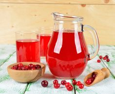 cranberrie juice Not only does this detox drink help lose weight, it also helps clear nicotine and alcohol from the system in about four days.