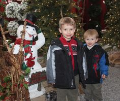 We love seeing our friends at The Barn Nursery Christmas Open House!    Come back often...we have plants and gifts coming in daily.  www.barnnursery.com 120113  Our miniature adventure gardens are great for kids!