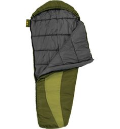 Eureka Kid's Grasshopper 30 Degree Sleeping Bag $35