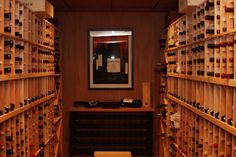 Wine Cellar Built By Farinelli Construction Inc Www FarinelliCons