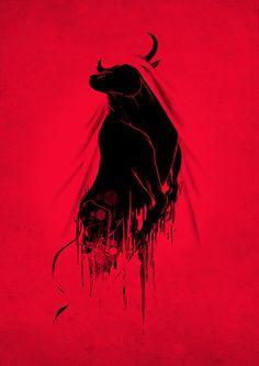 Revenge Of The Toro  by Anwar Rafiee