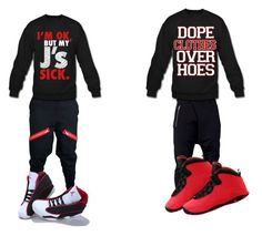 """""""Twin brothers """" by hoodgurl ❤ liked on Polyvore featuring UNCONDITIONAL, NIKE, mens, men, men's wear, mens wear, male, mens clothing and mens fashion"""