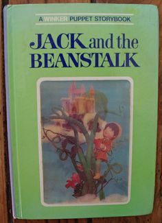Jack and the Beanstalk. Pictures by Tadasu Izawa and Shigemi Hijikata. Grosset & Dunlap 1968. Lenticular cover. | Flickr – Compartilhamento ...
