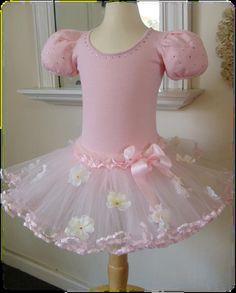 Pink Daisy Tutu