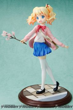 "Crunchyroll - Revolve Releases 1/7 Scale Statue of Alice from ""Hello!! KINMOZA"""