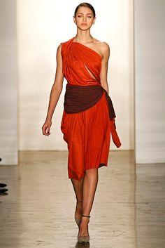 Costello Tagliapietra Fall 2012 Ready-to-Wear Fashion Show