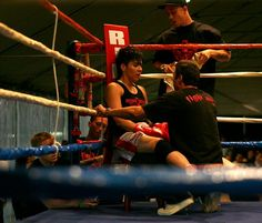 Training for first Muay Thai Fight? How do you know you're ready to fight?